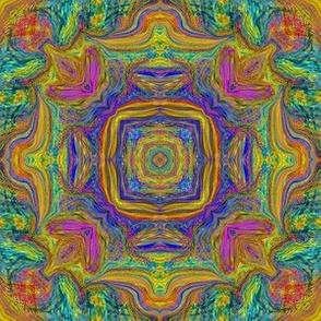 Scribble Tile 4