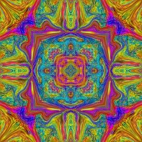 Scribble Tile 6