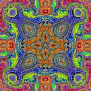 Scribble Tile 7