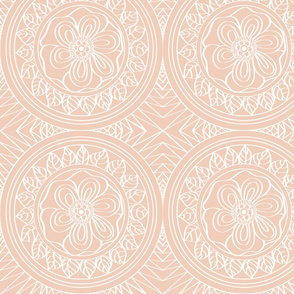 White_Bohemian_outline_on_Pale_pink