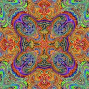 Scribble Tile 11