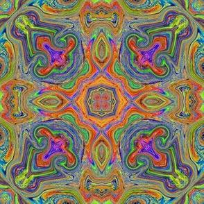 Scribble Tile 12