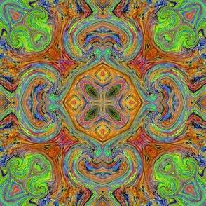 Scribble Tile 13