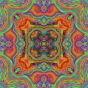 Scribble Tile 14