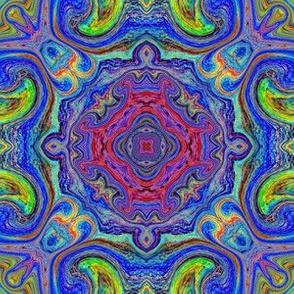 Scribble Tile 15