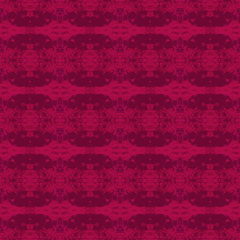 Crimson Reflections fabric by anneobriendesign on Spoonflower - custom fabric