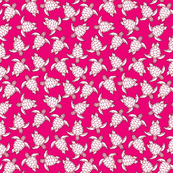 Pinky Sea Turtles-ed