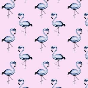 Inky Flamingo Flaunt Tiny