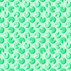 Fortune Cookie Green