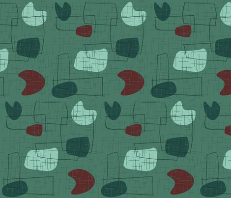 Merbabu fabric by theaov on Spoonflower - custom fabric