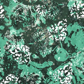 Woodland floor (green)