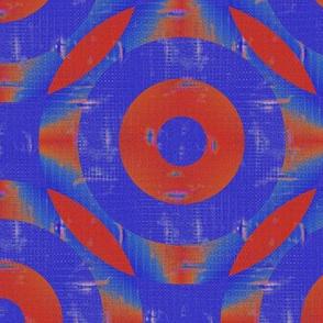 Circular Funk (Blue)