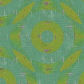 Circular Funk (Green)