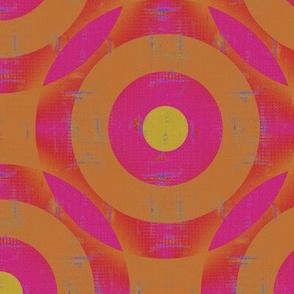 Circular Funk (Orange)