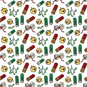 Jingle_bells_shotgun_shells_mistletoe_6x6