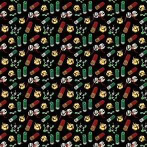 Jingle_bells_shotgun_shells_black_4x4