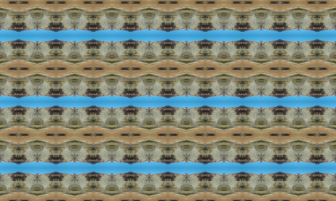 Morocco Dades Vallee fabric by katdermane on Spoonflower - custom fabric