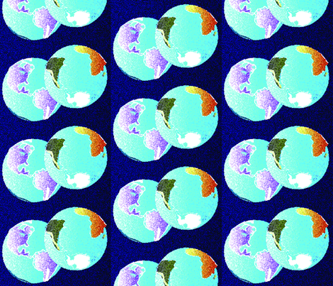 Earth_9_2_2017 fabric by compugraphd on Spoonflower - custom fabric