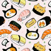 kitty sushi