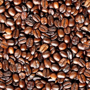 Endless Coffee Beans