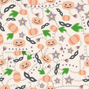 haloween-vintage-pattern