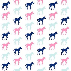 little horses - tropical seabreeze