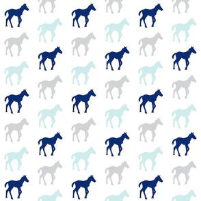 little horses - mystic sea