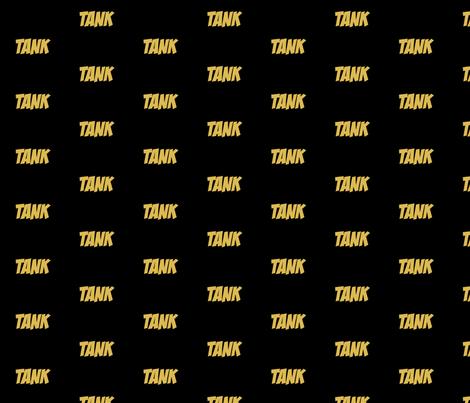 Tank fabric by sandiehazelwood on Spoonflower - custom fabric