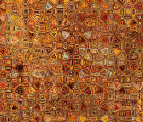 Nepenthe - opulent fabric by ormolu on Spoonflower - custom fabric
