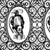Rrspoonflower_bw_clean_gold_lace_marie_shop_thumb