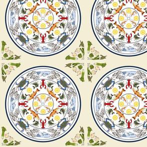 Louisiana Seafood Platter