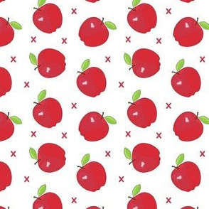 apples and x's