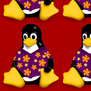 CasualTux Purple trim color