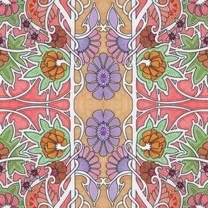 Art Nouveau A Go Grow