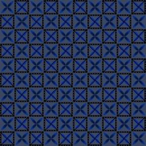 Simple Tapa - Blue