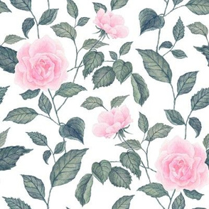 Garden Rose Pink