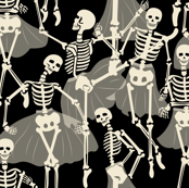 The Skeletons Dance