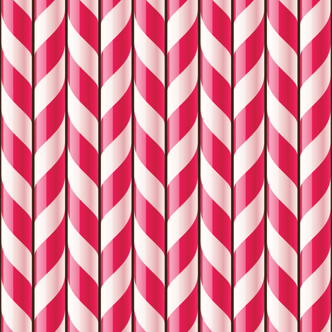 CandyCanes fabric by bestgoodlife on Spoonflower - custom fabric