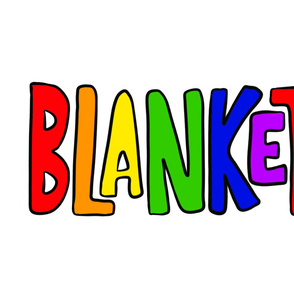 Blanket | Rainbow Colors