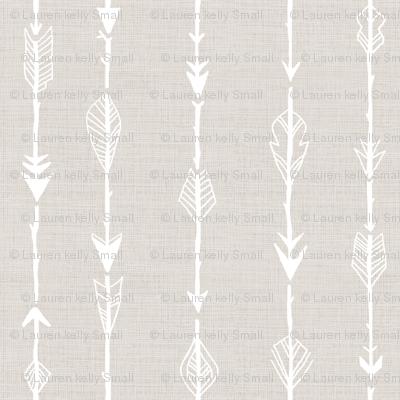 Arrows_Rustic_Linen