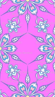 Floral Grid 2