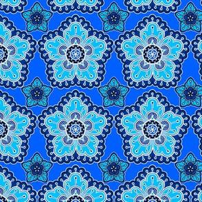 Floral Tile 1