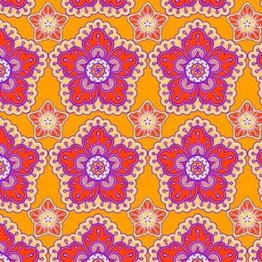 Floral Tile 2