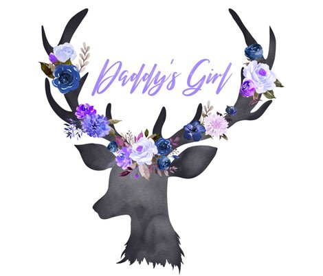 Rdaddy_s_girl_blue_floral_deer_head_shop_preview