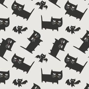 Cat & bat
