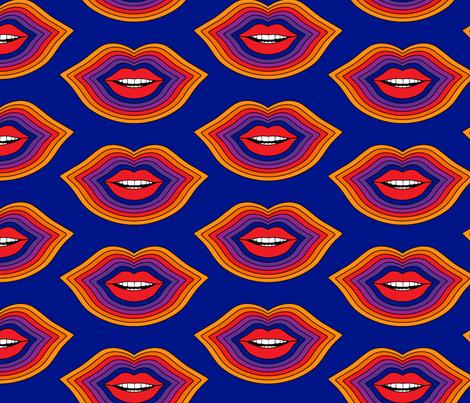 Pop Lips // Rainbow
