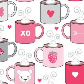 hot-chocolate-valentine mugs