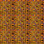 Serengeti Kente Cloth