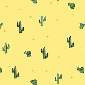 Cactus_yellow_pattern