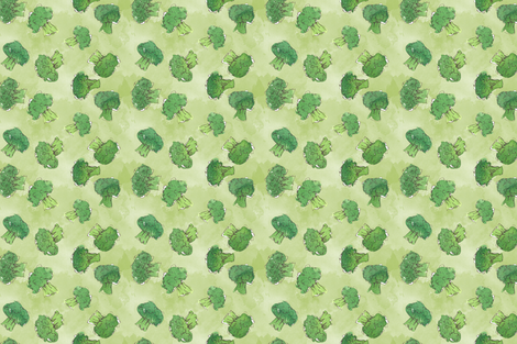 brassica fabric by the_outfoxed on Spoonflower - custom fabric